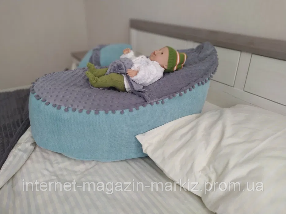 Переносне дитяче ліжко