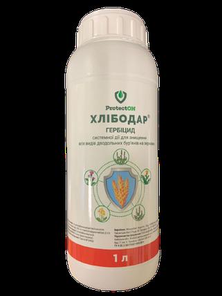 Хлебодар селективный гербицид, 1 л — послевсходовый гербицид для защиты посевов зерновых колосовых ProtectON, фото 2