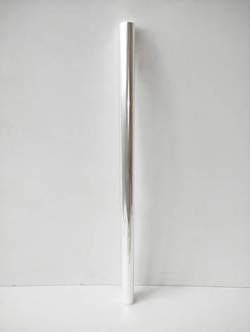 Пленка прозрачная для упаковки цветов 70 см ширина, 400 гр., фото 2