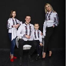 Семейные и парные вышиванки Familly look