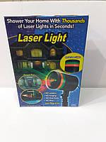 Лазерный проектор уличный Lazer Light Star Shower