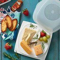 Умная сырница Малая Tupperware 20,5 х 20,5 х 9,5 см, фото 1