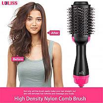 One Step Hair Dryer Фен - расчёска для укладки волос One Step 3-1, фото 3