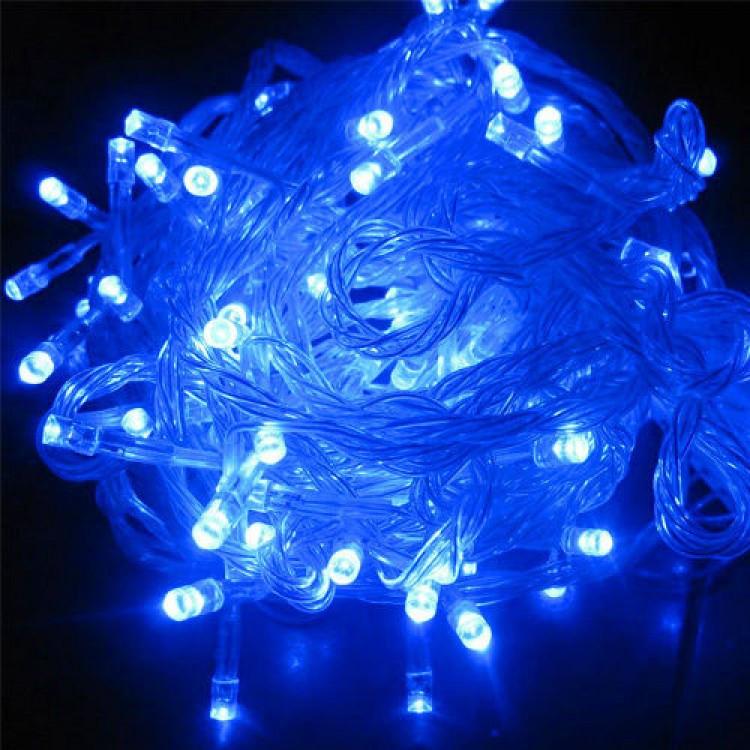 Гирлянда диодная RD-9031 100 LED Синяя