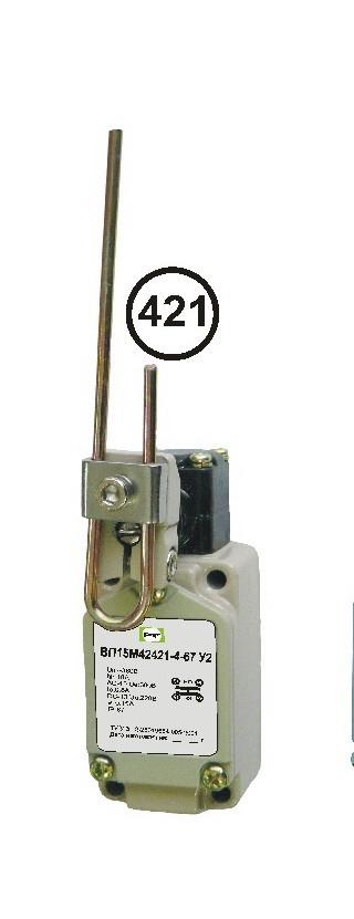 Выключатель путевой ВП 15М 4242-1 ІР67