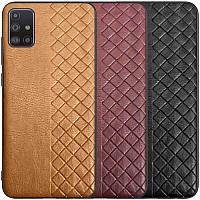 Кожаная накладка для Samsung Galaxy M31s M317