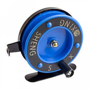 Катушка проводочная XS Fishing 601D синий