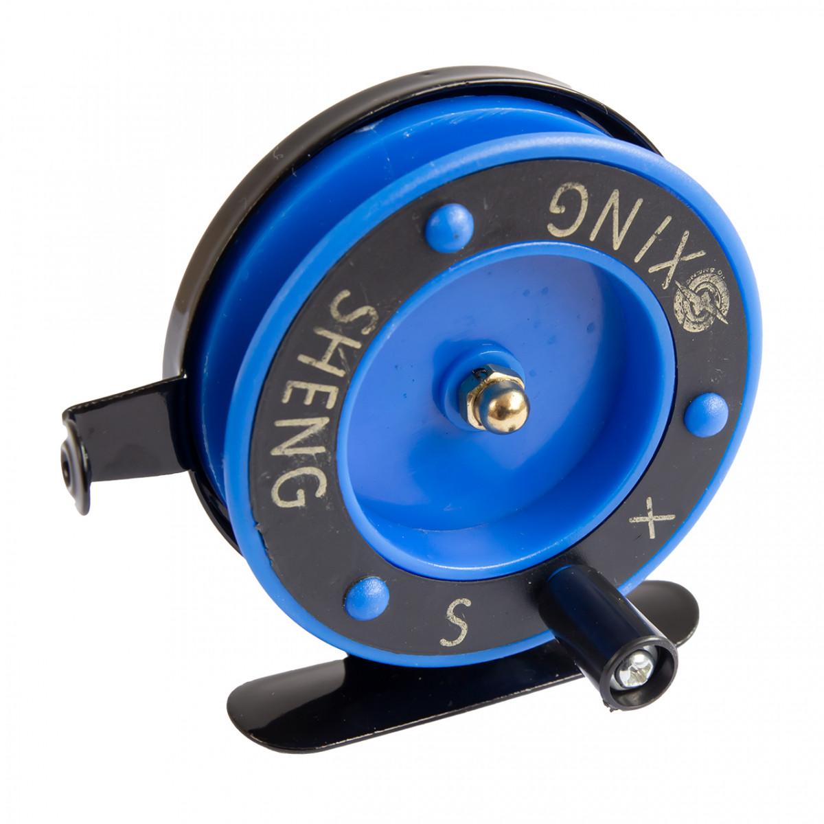 Котушка проводочная XS Fishing 801D синій