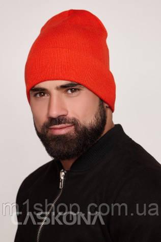 Caskona LENNY FLIP UNI ШАПКА морковный
