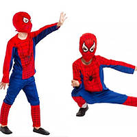 Маскарадный костюм Человек- паук (размер S,М,L)