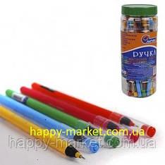 Ручка маслинная № 1161 Josef Otten Aero синяя в банке 0,6мм mix уп 30 шт
