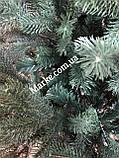 """Елка Элит V"""" от 1,5 до 3м литая искусственная зеленая пышная ель ёлка, фото 5"""