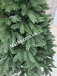 Елка Сосна New от 1,5 до 2,5м литая искусственная зеленая пышная ель ёлка, фото 2