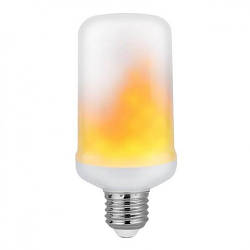 "5W 1500K Е27 лампа пламя Horoz Electric ""FIREFLUX"""
