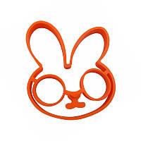 Силиконовая форма для жарки яиц CUMENSS Кролик Yellow