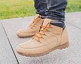 Мужские кроссовки Timberland осень-зима, осенние кроссовки тимберленд, осінні кросівки тімберленд зимние, фото 3