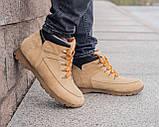 Мужские кроссовки Timberland осень-зима, осенние кроссовки тимберленд, осінні кросівки тімберленд зимние, фото 4