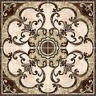Панно напольное Эмперадор коричневый