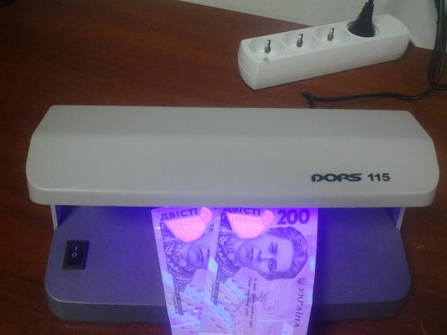 купить детектор валют DORS 115