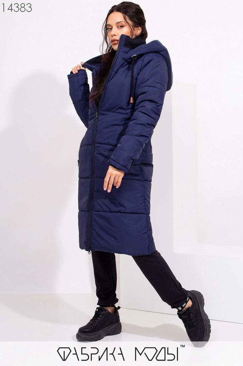 Зимнее пальто женское  норма р.42-46  Фабрика Моды
