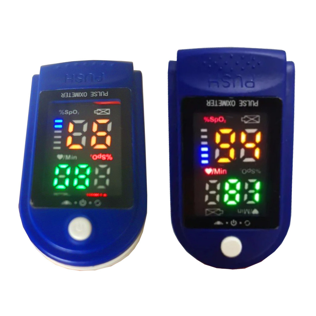 Пульсоксиметр Fingertip Pulse Oximeter AB-88
