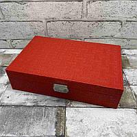 Шкатулка для украшений с блеском 7742. Шкатулки для украшений купить по доступной цене в Украине