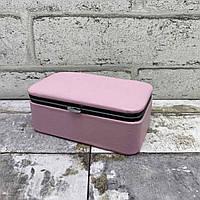Шкатулка для украшений 7736 розовый . Шкатулки для украшений купить по доступной цене в Украине