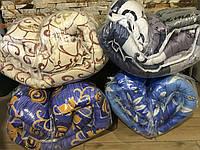 Одеяло зима односпальное полуторка 150 на 210 зимнее гипоалергенное холлофайбер