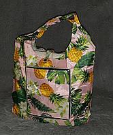 Женская  непромокаемая сумка (складывающаяся; сумка-трансформер), фото 1