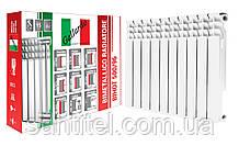 Радиатор биметаллический секционный GALLARDO BIHOT 500/96 (кратно 10)
