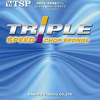 Накладка для настольного тенниса TSP Triple Speed