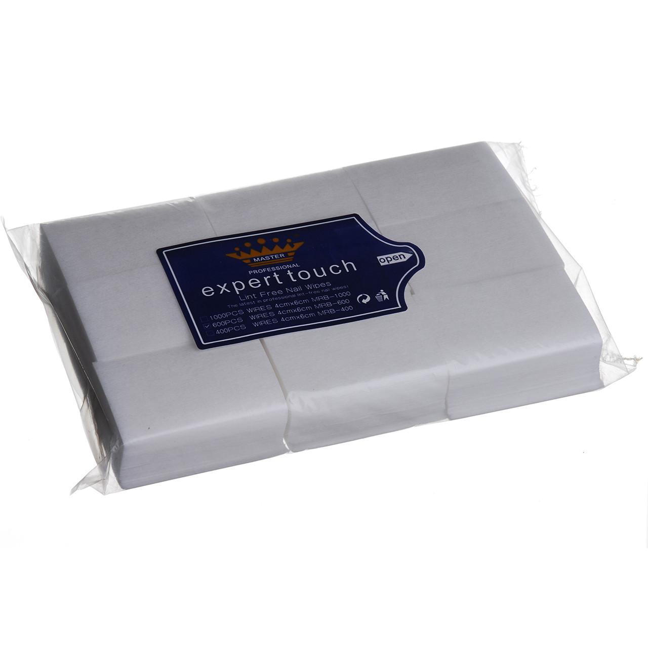 Салфетки безворсовые Master Professional 600 шт