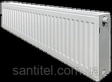 Радиатор стальной панельный KALDE 22 низ 300x400