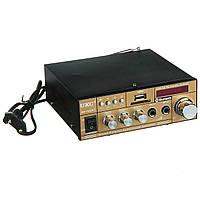 Усилитель звука UKC (AMP 606 BT)