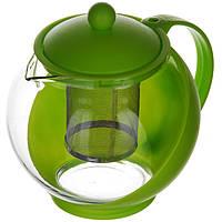 Заварочный чайник A-PLUS 1.25 л (1250G), фото 1