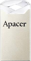 USB флешка Apacer AH111 16GB Crystal (AP16GAH111CR-1)