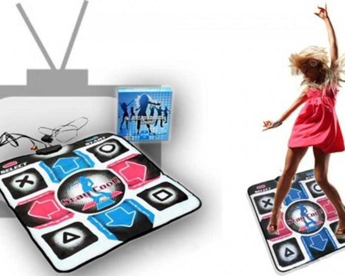 Коврик для танца DANCE MAT PC+TV
