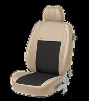 Автомобильные Модельные чехлы на сиденья Renault Sandero Stepway 2019- EMC-Elegant 754 Vip Elit Экокожа Пошив