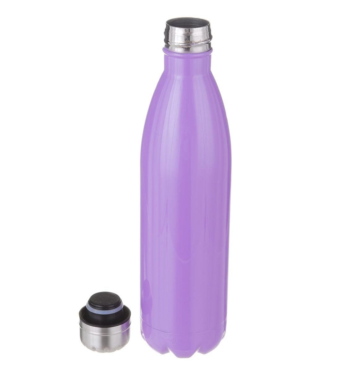 Термос бутылка A-PLUS 750 мл (0953) Сиреневый перламутр