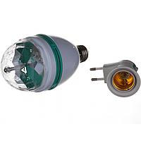 Лампа светомузыкальная LED LAZER RHD 15 LY 399