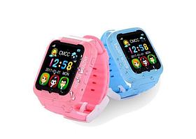Дитячі годинник-телефон з GPS трекером Aiaang K3