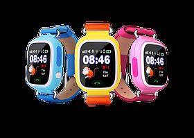 Дитячі телефон-годинник з GPS трекером Smart Watch Q90S