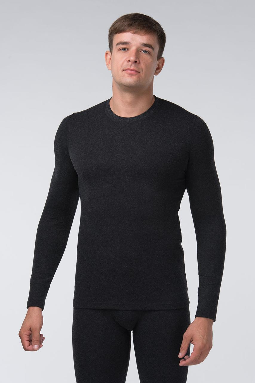 Термоджемпер мужской KIFA (ДМО-611 Ш) Черный