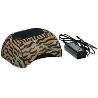 Лампа гибридная Nail Professional 48W CCFL+LED Тигровый окрас