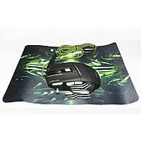 Мышка игровая + коврик UKC X7S 7D