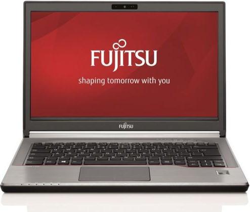 Ноутбук Fujitsu LIFEBOOK E744-Intel-Core-i5-4300M-2,6GHz-8Gb-DDR3-320Gb-HDD-W14-(B)- Б/У