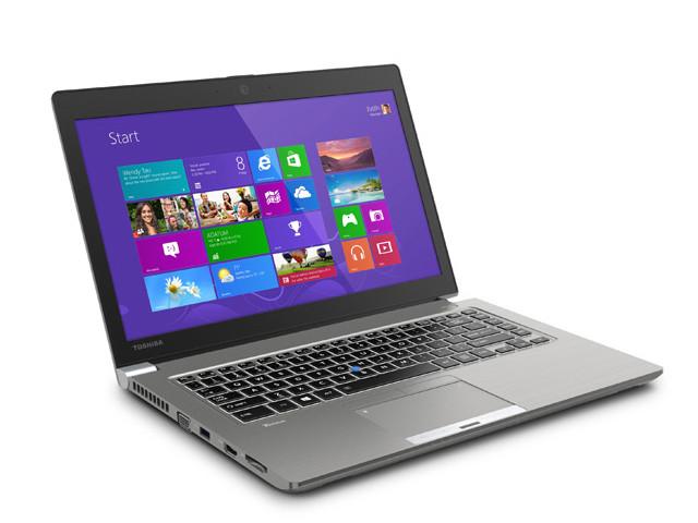 Ноутбук Toshiba Tecra Z40-B-138-Intel Core i7-5600U-2.7GHz-4Gb-DDR3-256Gb-SSD-W14-Web-(B)- Б/У