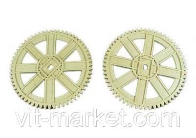 Оригинал. Шестерня малая для хлебопечки Moulinex код SS-186168 (2шт.)