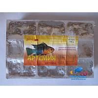 Артемія морожена, блістер korm0014, 100 г