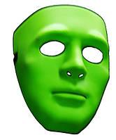 Маска Человека Военная Тактическая зеленая